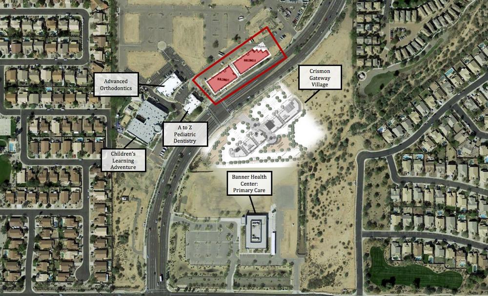 1810 S Crismon Rd Bldg 1 %26 2, Mesa, Arizona 85208