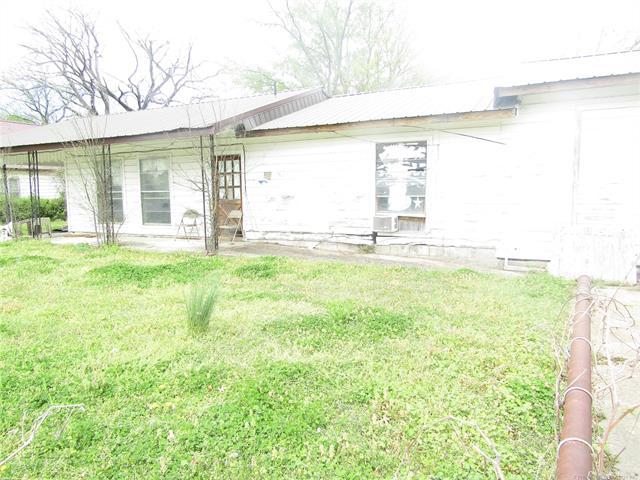 119 W Main St, Hulbert, OK 74441, Hulbert, Oklahoma 74441
