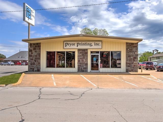 15 S Vann St, Pryor, OK 74361, Pryor, Oklahoma 74361