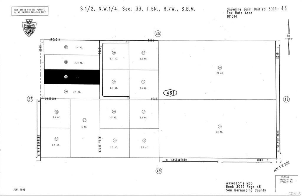 Wintergreen Rd, Pinon Hills, CA 92372, Pinon Hills, California 92372