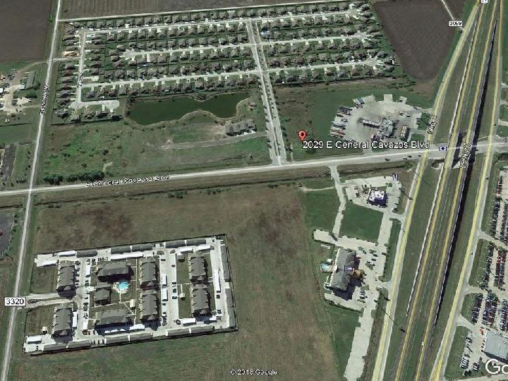 2029 E. General Cavazos Blvd, Vacant Land, Kingsville, Texas 78363