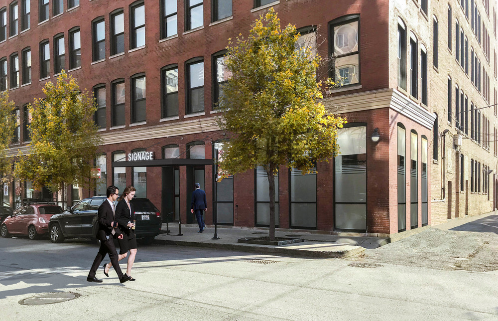 400 S Green, Retail/Office Space , Chicago, Illinois 60607