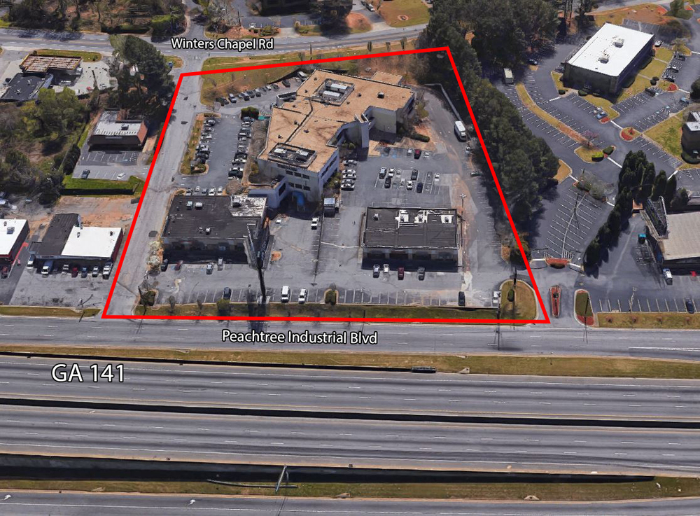 6789 and 6803 Peachtree Industrial Blvd, Doraville, Georgia 30360
