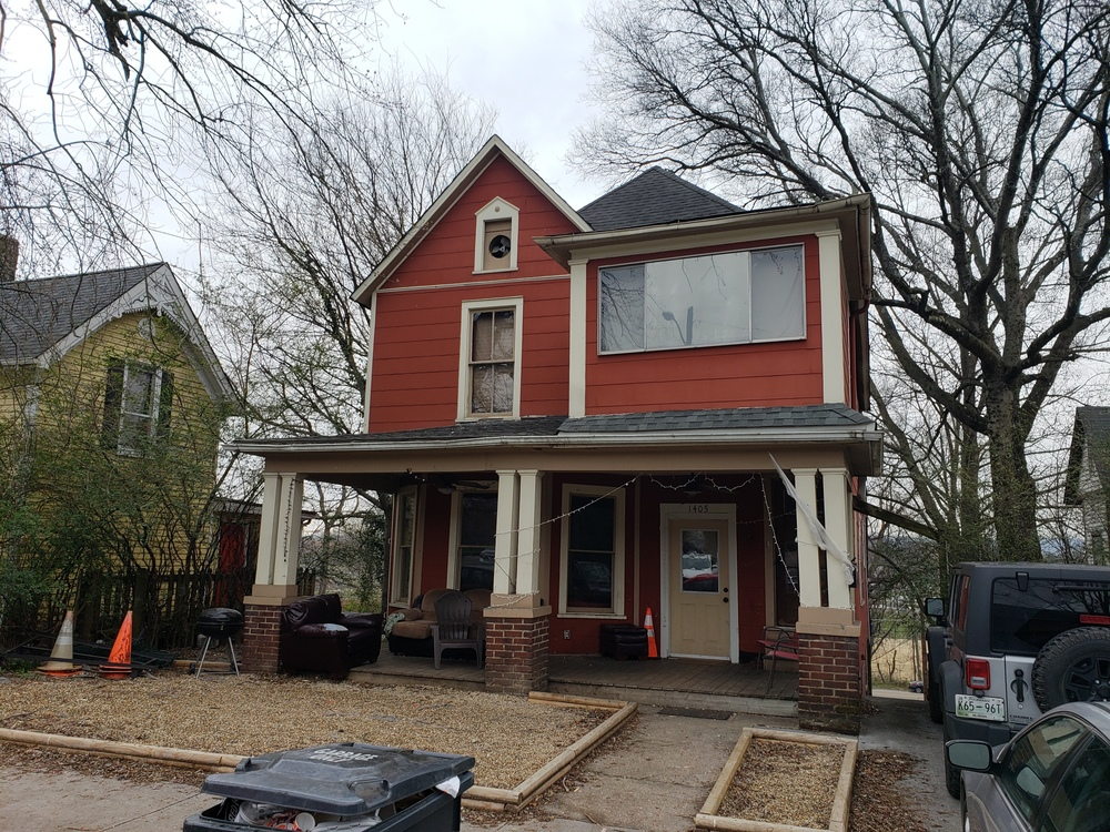 1405 Forest Avenue, Knoxville, Tennessee 37916