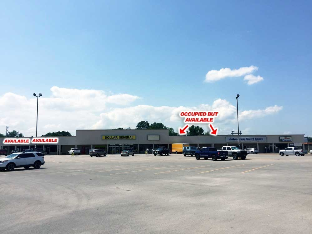 205 West Cedar Creek Parkway, Suite 2/3 Occupied but Available , Seven Points, Texas 75143