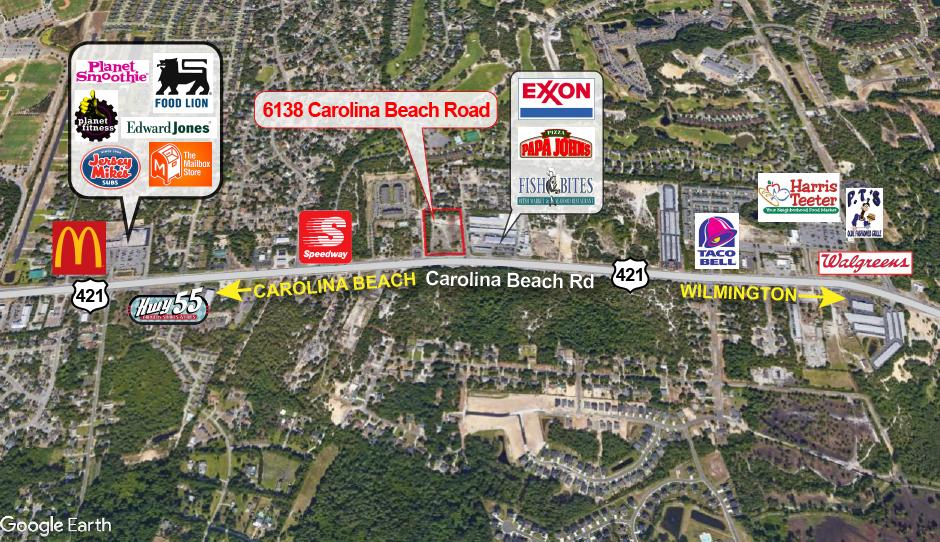 6138 Carolina Beach Rd, Wilmington, NC 28412, Wilmington, North Carolina 28412