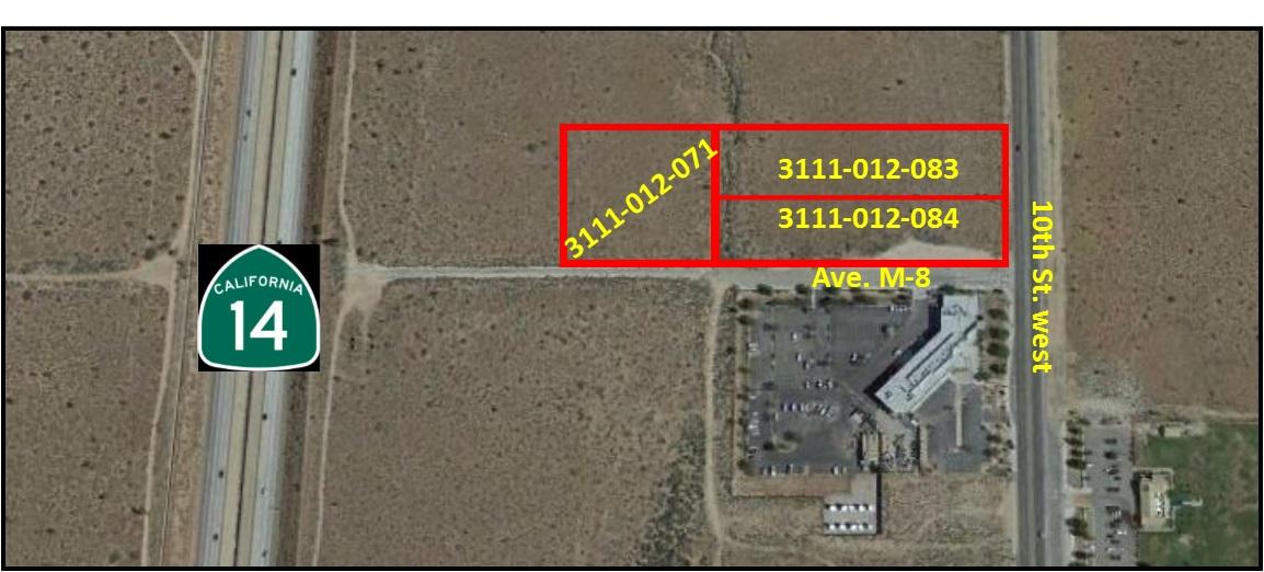 10th St W %26 W Avenue M-8, Palmdale, CA 93551, Palmdale, California 93551