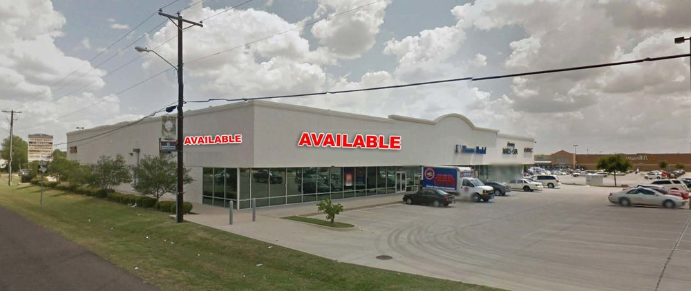 3811 W. Highway 31, End Cap Available, Corsicana, Texas 75110